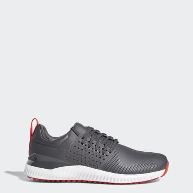 Sapatos Adicross Bounce Cinzento Homem Golfe