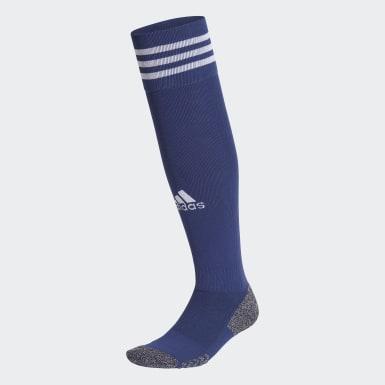 Medias Adi 21 Azul Fútbol