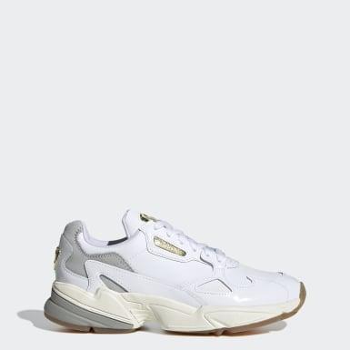 Kvinder Originals Hvid Falcon sko