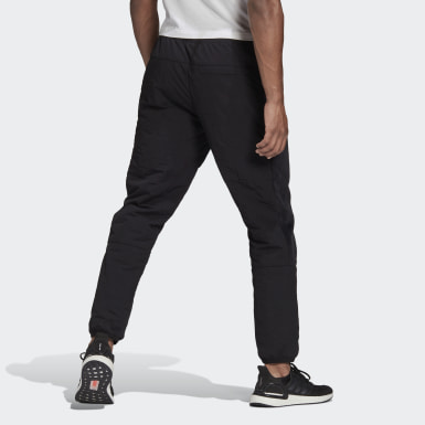 Pantalon adidas Z.N.E. Padded Noir Hommes Athletics