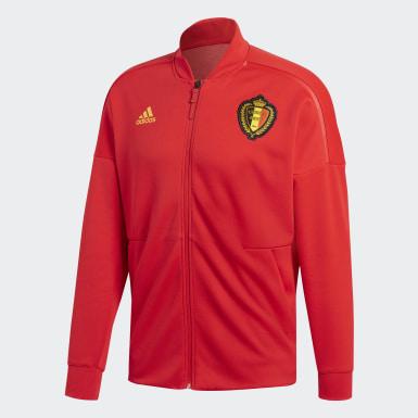 Belgien adidas Z.N.E. Jacke