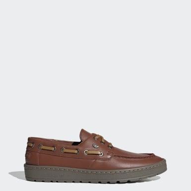 Sapatos Saint Florent Castanho Originals