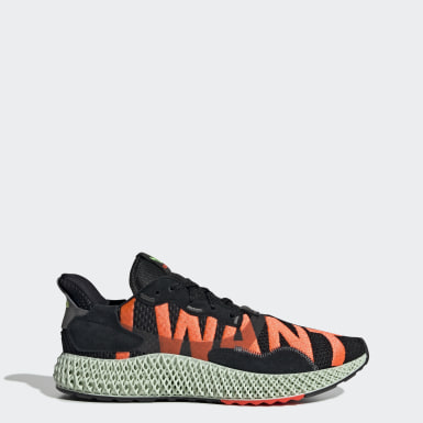 Originals Black ZX 4000 4D Shoes