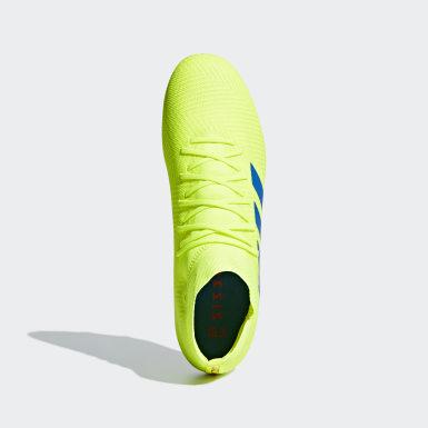 Erkek Futbol Sarı Nemeziz 18.3 Çim Saha Kramponu
