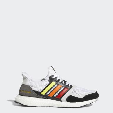 Running Ultraboost S&L Pride Schuh Weiß