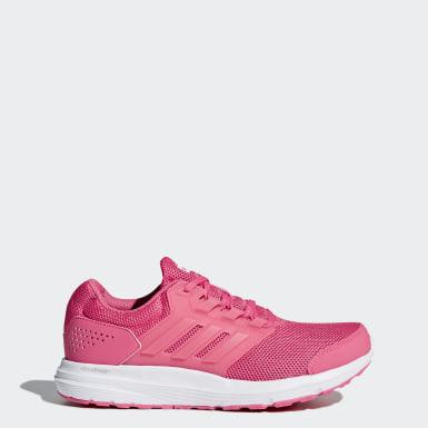 Calzado Galaxy 4 Rosa Mujer Running