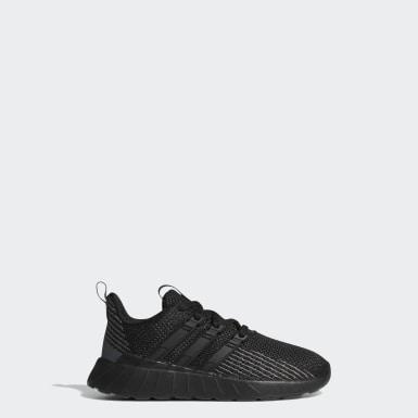 Chaussure Questar Flow Noir Enfants Running