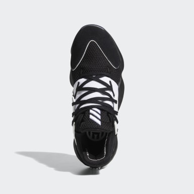 Men's Basketball Black Harden Vol. 4 Shoes