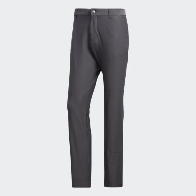 Pants Ultimate 365 3-Stripes Gris Hombre Golf