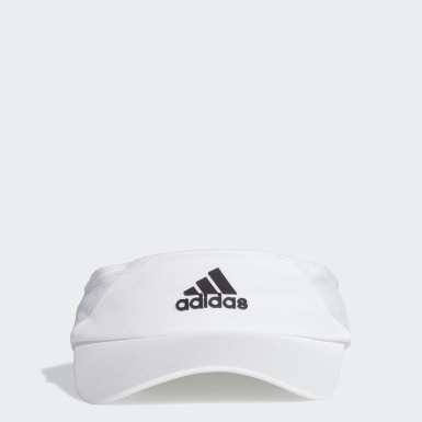 Tennis White AEROREADY Visor