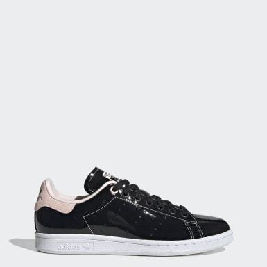 Women's Originals Black Stan Smith Shoes