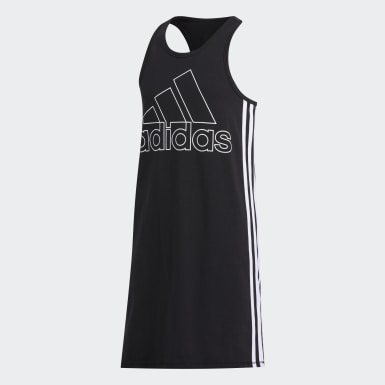 3-Stripes Tank Dress