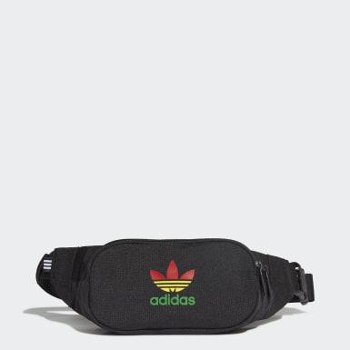Originals Black Essential Crossbody Bag
