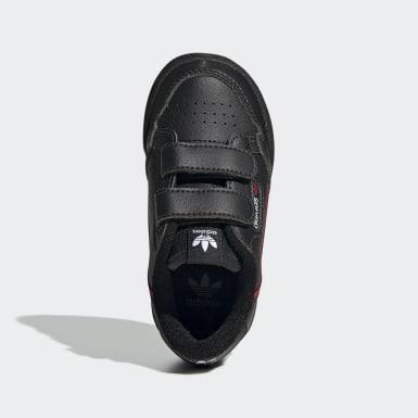 Chaussure Continental80 Noir Enfants Originals
