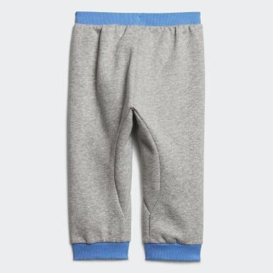 Παιδιά Athletics Γκρι Linear Pants