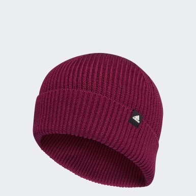 Athletics Burgundy Wool adidas Z.N.E. Beanie