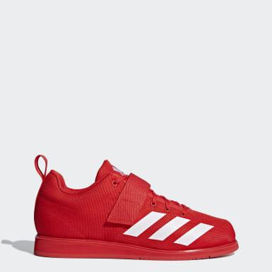 Adidas Powerlift Rouge Livraison gratuite & Livraison