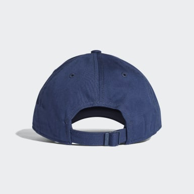 Lifestyle Blauw Classic Six-Panel Pet