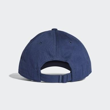 Gorra Classic Six-Panel Azul Lifestyle
