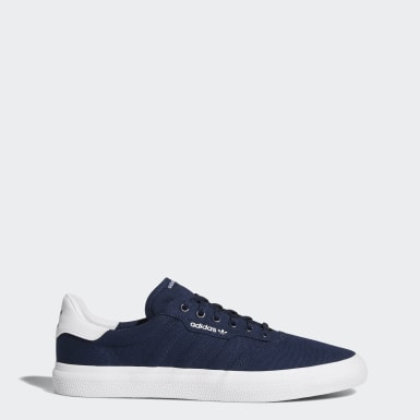 3MC Vulc Shoes Niebieski