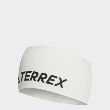 серый Повязка на голову Terrex Trail