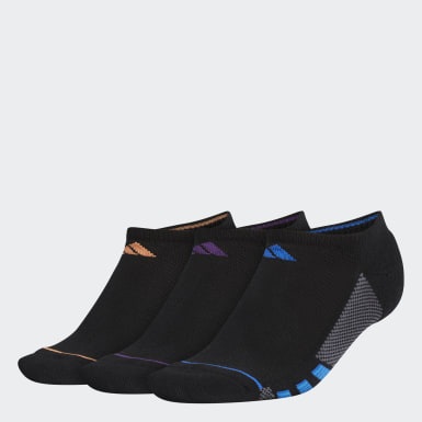 Women Training Black Superlite Stripe 2 No-Show Socks 3 Pairs