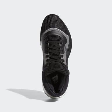 Basketbal zwart Marquee Boost Low Schoenen