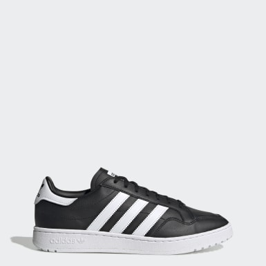 Zapatilla Team Court Negro Originals