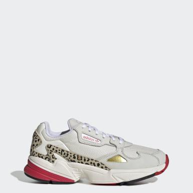Kvinder Originals Grå Falcon sko