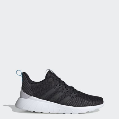 Women Running Black Questar Flow Shoes