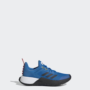 Youth Running Blue adidas x LEGO® Sport Shoes