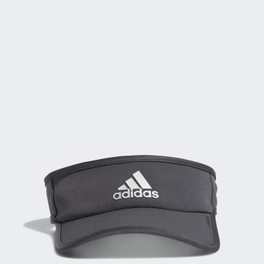 Men's Training Grey Superlite Visor