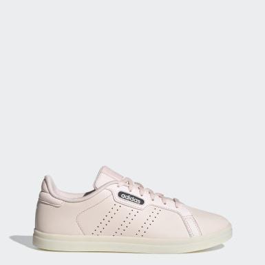 Kvinder Tennis Pink Courtpoint CL X sko