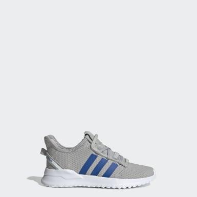 Grau Kinder Freizeit Schuhe Neu | adidas AT