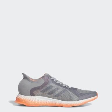 Sapatos FOCUSBREATHEIN Cinzento Mulher Running