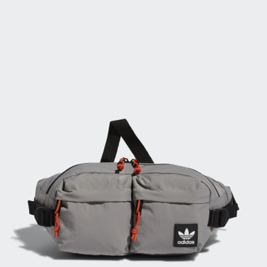 Originals Grey Utility Crossbody Bag