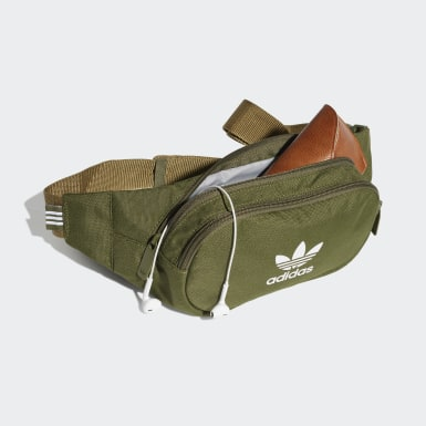 Originals Green Essential Crossbody Bag