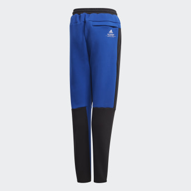 Boys Athletics Svart Z.N.E. Pants