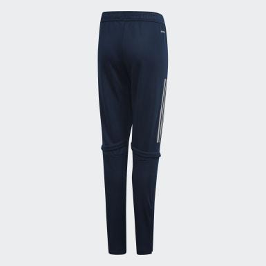 Pantalon d'entraînement Espagne Bleu Enfants Football