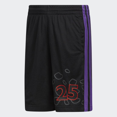 Youth Basketball Black You've Got A Friend In Me Shorts