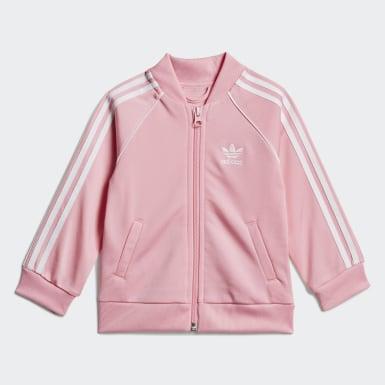 Mädchen Originals SST Trainingsanzug Rosa