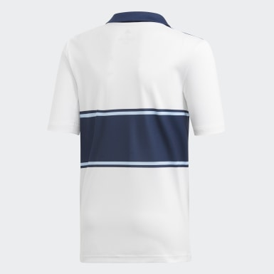 Youth Soccer White Vancouver Whitecaps FC Jersey