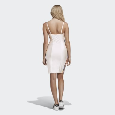 Women Originals White Paolina Russo Corset Dress