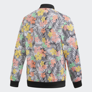 Girls Originals Multicolour SST Track Jacket