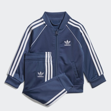 Infant & Toddler Originals Blue SST Track Suit
