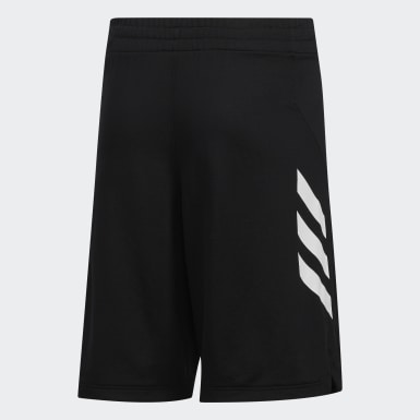 Youth Training Black Basketball Shorts