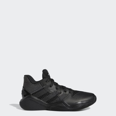 Chaussure Harden Stepback noir Adolescents Basketball