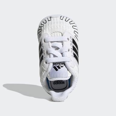 Kinder Training UltraCrib Schuh Weiß