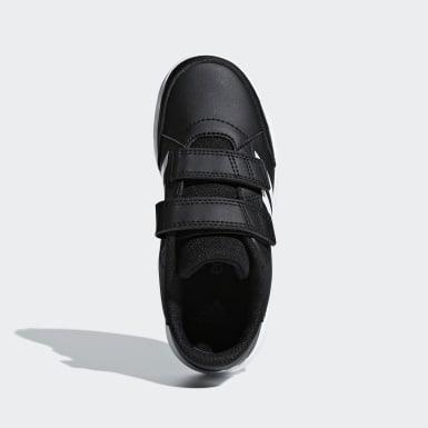Çocuklar Koşu Siyah AltaSport Ayakkabı