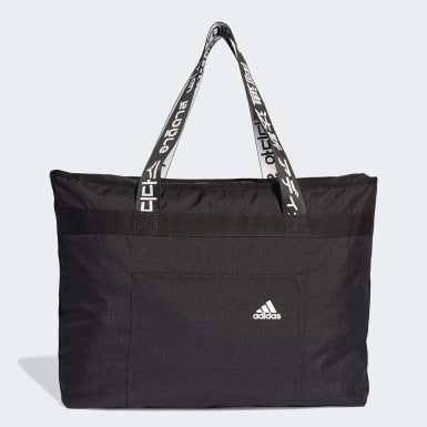 Women Training Black 4ATHLTS Tote Bag